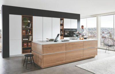 Nobilia Dyane Structura/Touch • Kundennamen>